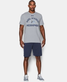 Men's Navy Charged Cotton® T-Shirt LIMITED TIME: FREE U.S. SHIPPING 1 Color $22.99