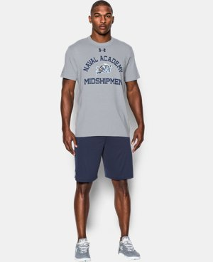 Men's Navy Charged Cotton® T-Shirt  1 Color $29.99