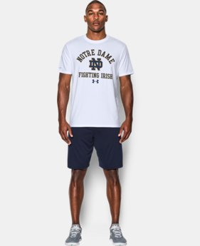 Men's Notre Dame Charged Cotton® T-Shirt LIMITED TIME: FREE SHIPPING 1 Color $29.99