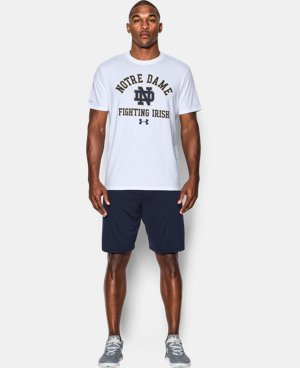 Men's Notre Dame Charged Cotton® T-Shirt  1 Color $29.99
