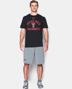 New Arrival Men's Texas Tech Charged Cotton® T-Shirt  1 Color $29.99
