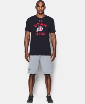 Men's Utah Charged Cotton® T-Shirt LIMITED TIME: FREE SHIPPING  $29.99