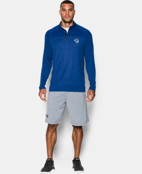 Men's Seton Hall UA Tech™ Printed ¼ Zip  1 Color $44.99