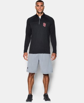Men's St. John's UA Tech™ Printed ¼ Zip  1 Color $59.99