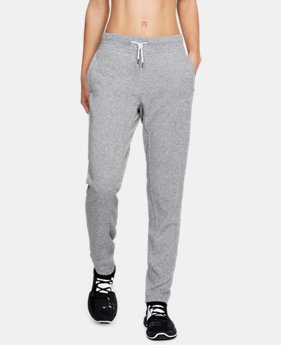 PRO PICK Women's UA Sweater Fleece Pant  2 Colors $79.99