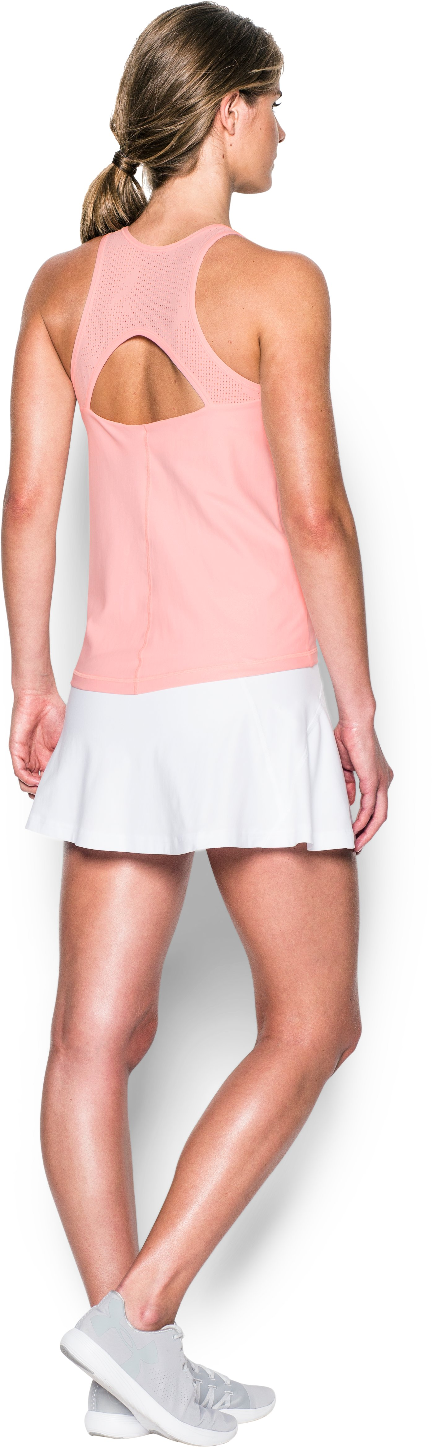 Women's UA Center Court Tank, BALLET PINK