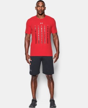 Men's UA Heater 5 Star T-Shirt  1 Color $24.99