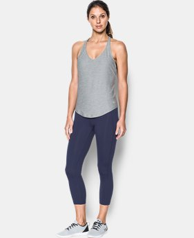 Women's UA Flashy Racer Tank  4 Colors $29.99