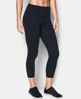 Women's UA Mirror Hi-Rise Crop  2  Colors Available $47.99 to $59.99