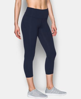 Women's UA Mirror Hi-Rise Crop   $69.99