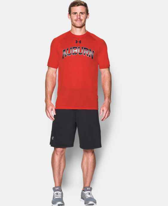 Men's Auburn UA Tech™ Team T-Shirt  1 Color $29.99
