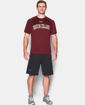 New Arrival Men's Boston College UA Tech™ Team T-Shirt   $29.99