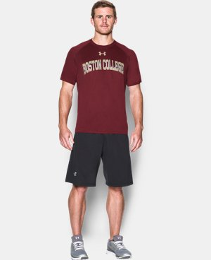 Men's Boston College UA Tech™ Team T-Shirt LIMITED TIME: FREE U.S. SHIPPING 1 Color $29.99