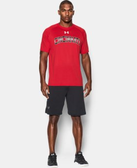 Men's Cincinnati UA Tech™ Team T-Shirt LIMITED TIME: FREE SHIPPING  $29.99