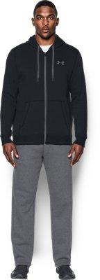 Full fleece hoodie