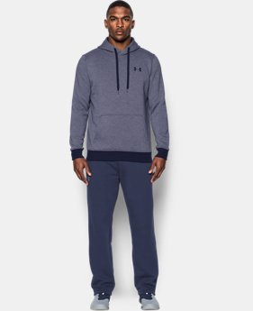 Men's UA Rival Fleece Fitted Hoodie  3 Colors $49.99