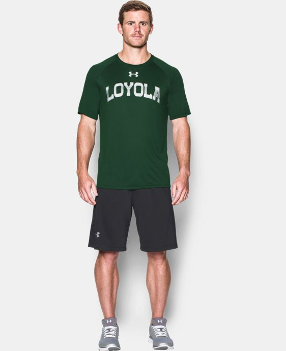 Men's Loyola UA Tech™ Team T-Shirt  1 Color $29.99