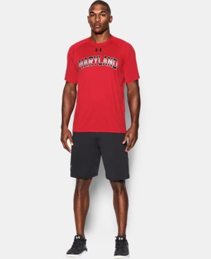 Men's Maryland UA Tech™ Team T-Shirt  1 Color $29.99