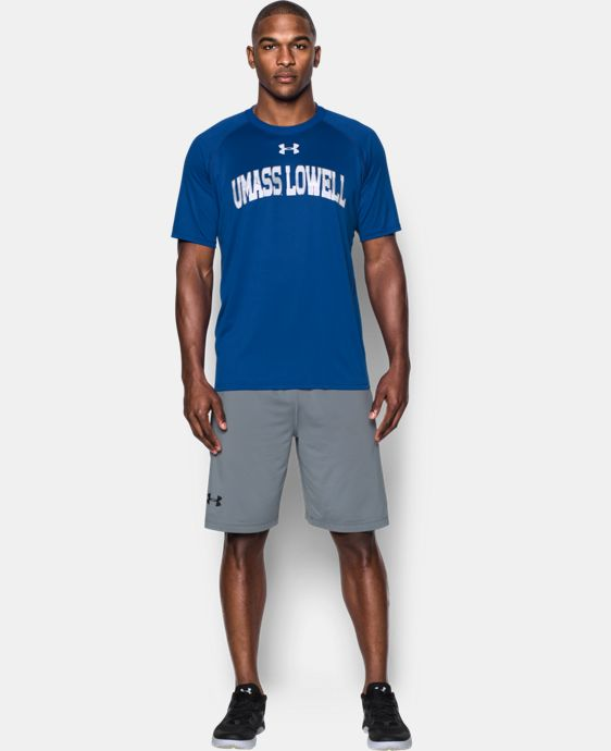 Men's UMass Lowell UA Tech™ Team T-Shirt  1 Color $29.99