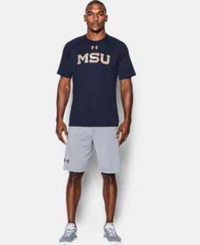 Men's Montana St. UA Tech™ Team T-Shirt LIMITED TIME: FREE SHIPPING  $29.99
