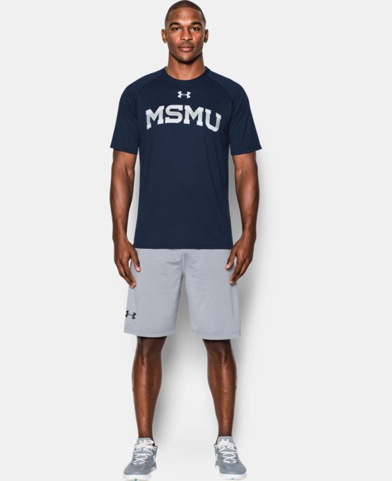 Men's Mount St. Mary's UA Tech™ Team T-Shirt LIMITED TIME: FREE U.S. SHIPPING 1 Color $29.99