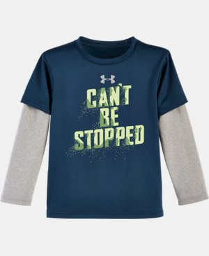 New Arrival Boys' Toddler UA Can't Be Stopped Slider LIMITED TIME: FREE U.S. SHIPPING  $27.99