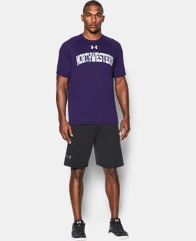 Men's Northwestern UA Tech™ Team T-Shirt LIMITED TIME: FREE SHIPPING  $29.99