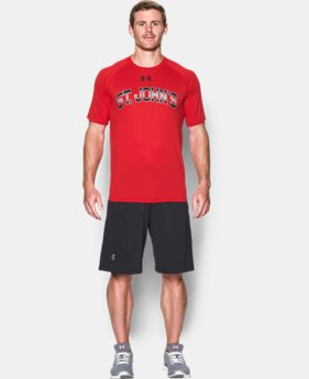 New Arrival Men's St. John's UA Tech™ Team T-Shirt LIMITED TIME: FREE SHIPPING 1 Color $29.99