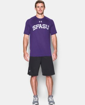 New Arrival Men's Stephen F. Austin UA Tech™ Team T-Shirt LIMITED TIME: FREE SHIPPING  $29.99