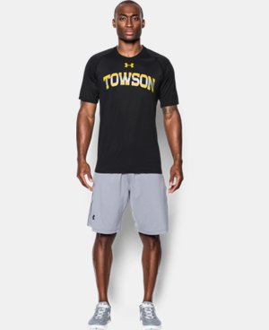 Men's Towson UA Tech™ Team T-Shirt  1 Color $29.99