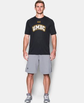 New Arrival Men's UMBC UA Tech™ Team T-Shirt  1 Color $29.99