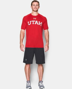 Men's Utah UA Tech™ Team T-Shirt  1 Color $29.99