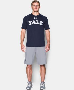 New Arrival Men's Yale UA Tech™ Team T-Shirt LIMITED TIME: FREE SHIPPING 1 Color $29.99