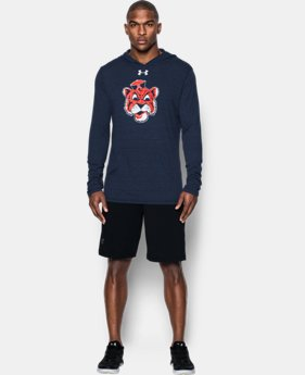 Men's Auburn UA Tri-Blend Hoodie LIMITED TIME: FREE SHIPPING 1 Color $44.99