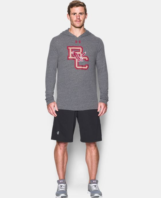 Men's Boston College UA Tri-Blend Hoodie  1 Color $44.99