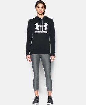 Women's UA Favorite Fleece Pullover Hoodie  2 Colors $45.49