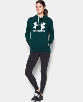 Women's UA Favorite Fleece Pullover Hoodie  1 Color $64.99