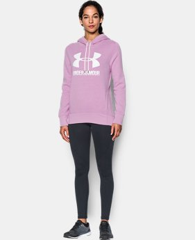 Women's UA Favorite Fleece Pullover Hoodie  4  Colors $45.49 to $48.99