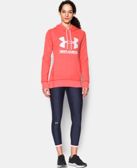 Women's UA Favorite Fleece Pullover Hoodie  2 Colors $64.99