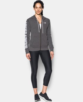 Women's UA Favorite Fleece Full Zip Hoodie LIMITED TIME OFFER 3 Colors $49.99