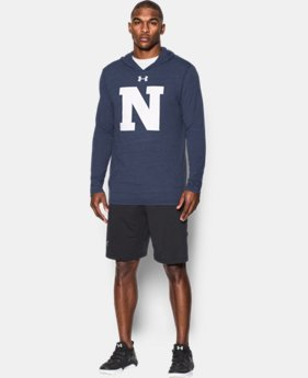 Men's Navy UA Tri-Blend Hoodie LIMITED TIME: FREE SHIPPING 1 Color $44.99