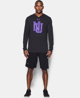 Men's Northwestern UA Tri-Blend Hoodie LIMITED TIME: FREE SHIPPING 1 Color $44.99