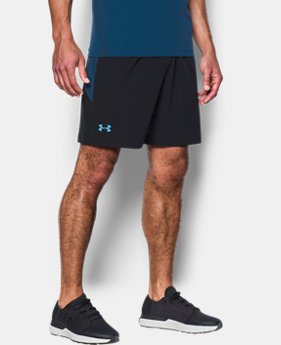 Men's UA Tennis Tournament Shorts  1 Color $64.99