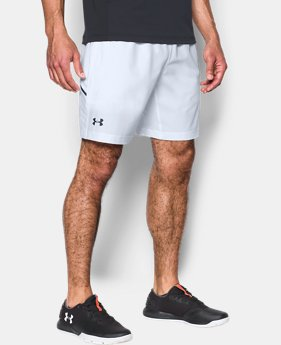 Men's UA Tennis Tournament Shorts  1 Color $48.99