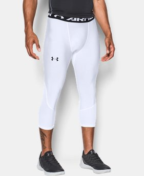 Men's UA Team ¾ Leggings  2 Colors $39.99