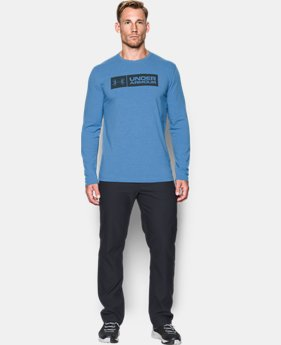 Men's UA Antler Tag Long Sleeve T-Shirt  1 Color $34.99