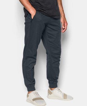 New Arrival Men's UA Performance Chino Joggers  1 Color $79.99