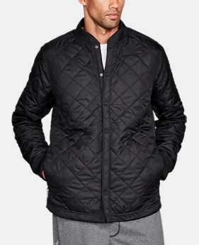 New Arrival Men's UA Sportstyle Shirt Jacket  2 Colors $124.99