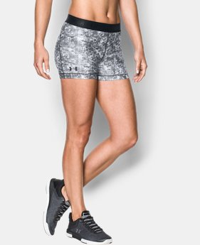 Women's HeatGear® Armour Printed Shorty LIMITED TIME: FREE U.S. SHIPPING 2  Colors Available $22.99