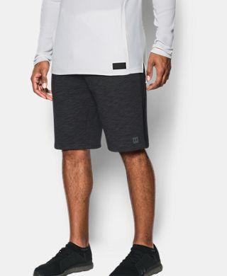 Men's UA Baseline Fleece Shorts